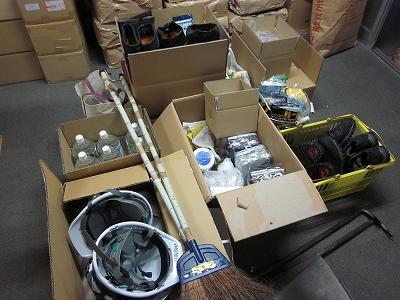 宮城 石巻 ボランティア 救援物資