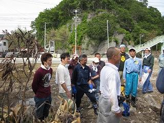 石巻 東日本大震災 ボランティア