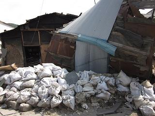 石巻 東日本大震災 ボランティア イズミ