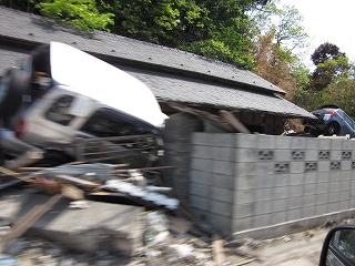 イズミ 石巻 東日本大震災 ボランティア