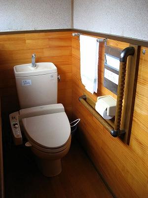 手摺 トイレ L型