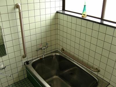 手摺 在来工法 浴室